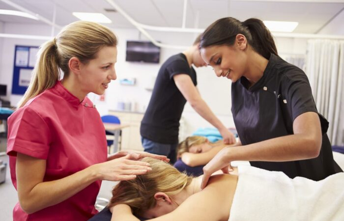 Attend a Massage Therapy School